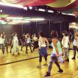 Selena Gomez a commencé les répétitions de sa tourné mondiale Stars Dance Tour 2013, qui commencera le 14 août à Vancouver au Canada.