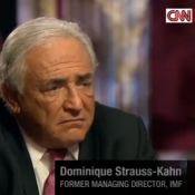 Affaire Sofitel : DSK parle sur CNN de son moment menotté 'terrible' à New York