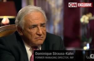 Affaire Sofitel : DSK parle sur CNN de son moment menotté 'terrible' à New York
