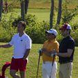 Le prince Daniel de Suède disputait, le 13 juillet 2013, à la veille de l'anniversaire de son épouse la princesse Victoria, un tournoi de golf organisé à cette occasion, à Ekerum, sur l'île d'Öland.