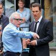 Matthew McConaughey et Martin Scorsese à New York, le 13 juillet 2013.
