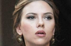 Scarlett Johansson : Brûlante et glamour égérie face au beau Matthew McConaughey