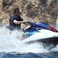 Matthew Perry s'est offert une sortie en scooter des mers le 12 juillet 2013 à Cabo San Lucas