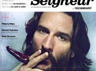 Frédéric Beigbeder a pris 6 kilos : 'J'ai faim depuis que j'ai arrêté la drogue'