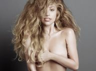 Lady Gaga : Totalement nue et presque naturelle, elle s'offre à ses fans