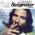 Numéro 5 du magazine Grand Seigneur by Technikart.