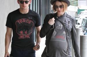 Evan Rachel Wood enceinte : Très rock future maman au côté de Jamie Bell