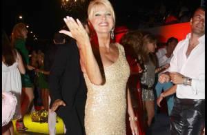 PHOTOS : Ivana Trump, son mari l'a finalement secourue...