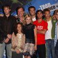 L'équipe de la série  7 à la maison  en 2002