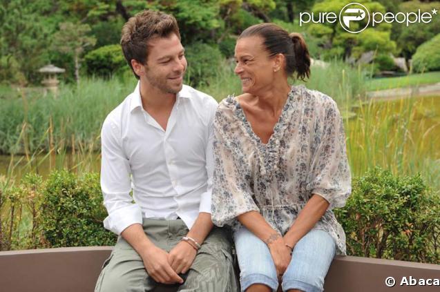 Christophe Maé et Stéphanie de Monaco, complices pour la bonne cause