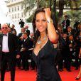 Laly à Cannes, le 21 mai 2009.
