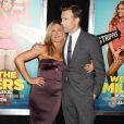 Jennifer Aniston et Jason Sudeikis lors de l'avant-première du film Les Miller - une famille en herbe, à New York le 1er août 2013