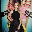Emma Roberts lors de l'avant-première du film Les Miller - une famille en herbe, à New York le 1er août 2013