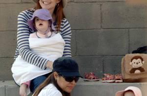 PHOTOS : Marcia Cross, une maman aux anges avec ses jumelles  !
