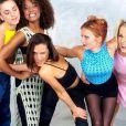Ireland Baldwin a publié une photo d'un montage avec les Spice Girls sur son profil Instagram, le 5 août 2013.