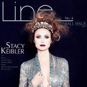 Stacy Keibler métamorphosée : Plus glamour que jamais, la star irradie pour Line