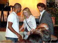 Madonna en vacances avec Brahim Zaibat : Feu d'artifice et deux anniversaires