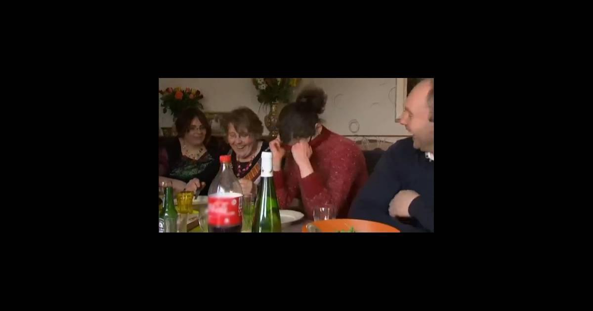 Elodie se cache dans la bande annonce de l 39 amour est dans le pr 8 lundi 12 ao t 2013 sur m6 - Damien thevenot ses parents ...