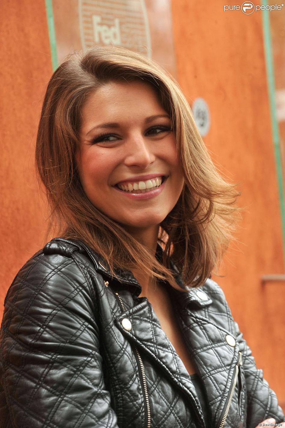 Laury Thilleman en mai 2013 à Paris