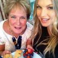 Fergie a eu droit à une nouvelle baby shower, samedi 9 août 2013.