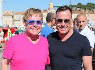 Elton John : En vacances et en forme avec son mari après son opération