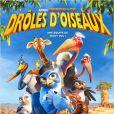 Affiche du film Drôles d'oiseaux.