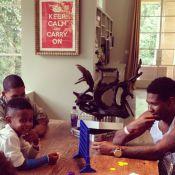 Usher : Son fils Raymond V quitte l'hôpital, son ex-femme Tameka s'agace