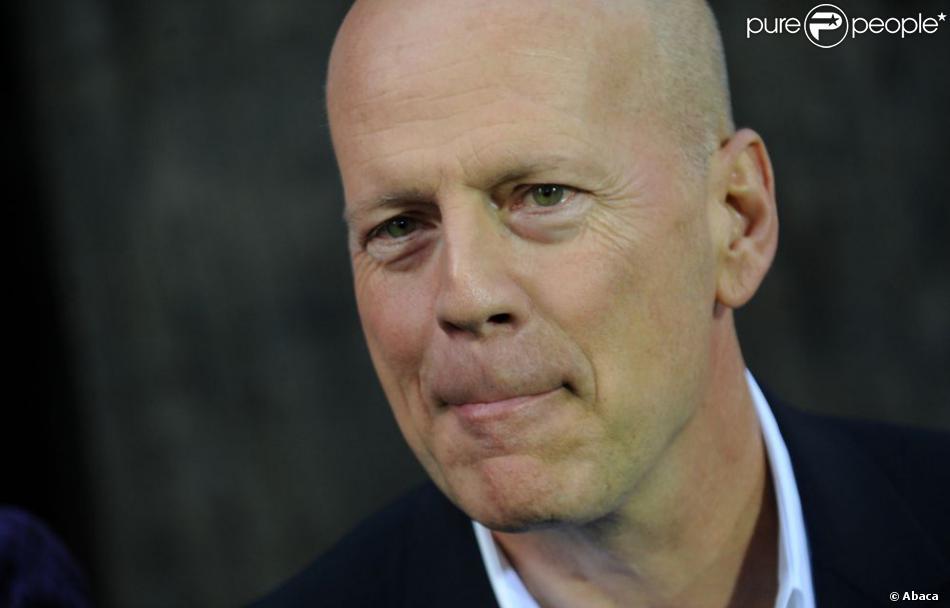Bruce Willis à New York le 29 mai 2013.