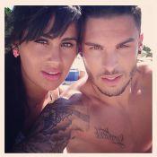 Baptiste Giabiconi in love de Sarah : Ses vacances câlines avec sa chérie