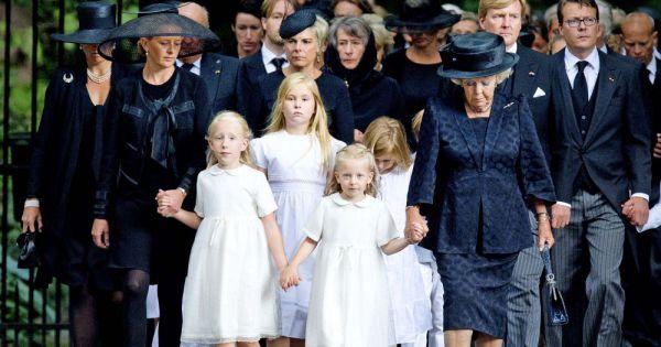 la famille royale des pays bas aux obs ques du prince friso d 39 orange nassau le 16 ao t 2013. Black Bedroom Furniture Sets. Home Design Ideas