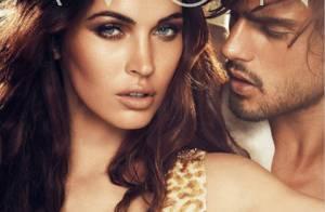Megan Fox enceinte : Féline et sexy en ambassadrice enivrante