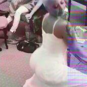 Amber Rose, mariée coquine : Chorégraphie sexy avant ses noces avec Wiz Khalifa