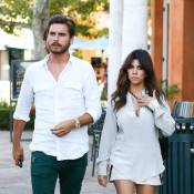 Kourtney Kardashian et son chéri Scott Disick : Soirée romantique et gourmande