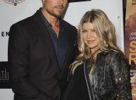 Josh Duhamel, au côté de Fergie très enceinte, futur papa heureux et amoureux
