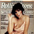 "Linda Ronstadt en couverture de ""Rolling Stone"" en 1978."