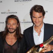 Bob Sinclar, l'ami des tennismen : 'J'ai fait danser la grand-mère de Federer'