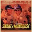 "Affiche du film ""Snake and Mongoose"" avec Noah Wyle, Ian Ziering et Jesse Williams."