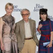 Cate Blanchett sublime face à Woody Allen, ému au côté de Roman Polanski