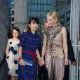 "Cate Blanchett, Sally Hawkins à la première du film ""Blue Jasmine"" à l'UGC Bercy, Paris, le 27 août 2013."