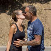 Christian Audigier et Nathalie Sorensen, sportifs in love sous le soleil de L.A.