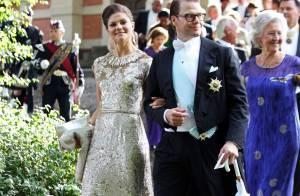 Victoria et Carl Philip de Suède : Avec leurs bien-aimés pour un mariage royal
