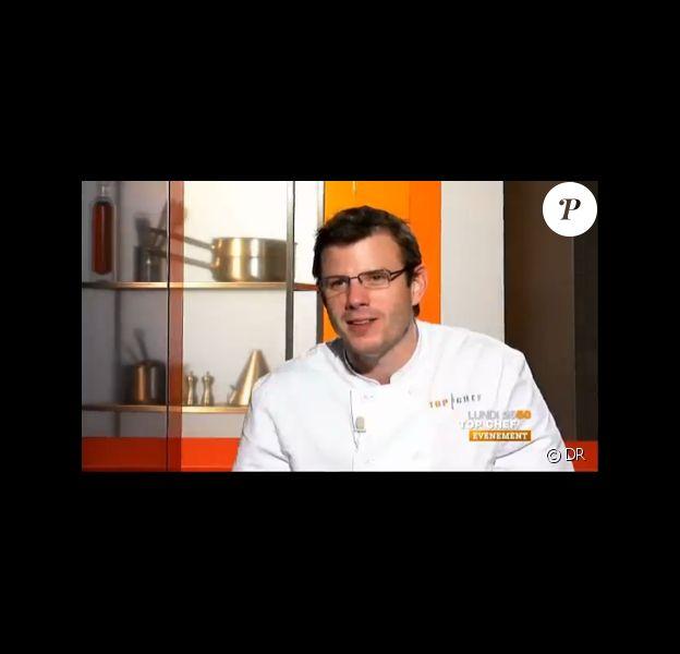Jean-Philippe dans Top Chef 2013, la demi-finale sur M6, lundi 22 avril 2013