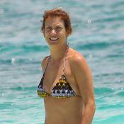 Kate Walsh s'éclate en bikini à Cancún, avant le retour dans 'Grey's Anatomy' ?