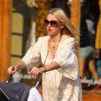 Naomi Wtts, balade à NYC avec son bébé et son futur bébé !