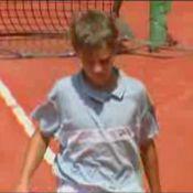 US Open 2013 : A 13 ans, Richard Gasquet battait Rafael Nadal...