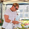 Gavin Rossdale au Farmer's Market de Los Angeles, le 8 septembre 2013.