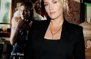 Kate Winslet, enceinte : Des rondeurs discrètes mais une allure sublime