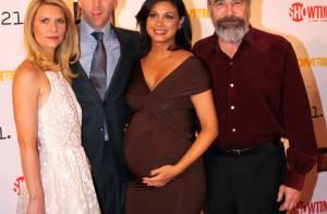 Homeland, saison 3 : Claire Danes et Morena Baccarin (enceinte) font leur retour