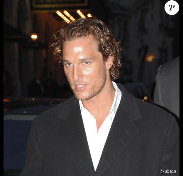 Mathew McConaughey victime des incendies
