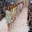 """""""Défilé Burberry Prorsum, collection printemps-été 2014, lors de la fashion week de Londres. Le 16 septembre 2013"""""""